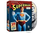 DVD MOVIE DVD ADVENTURES OF SUPERMAN: SEASON 1 (1952)